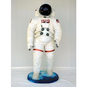 宇宙飛行士 NASA(アストロマン)等身大フィギュア        ※この商品は別途送料かかります、ご注文後お知らせいたします|dream-f