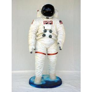 アストロマン(宇宙飛行士)等身大フィギュア dream-f