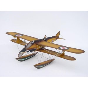 ダブルデッキ水上飛行機(全長1.1m) dream-f