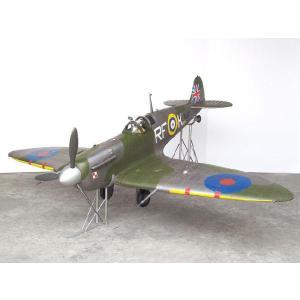 スピットファイヤー(イギリス軍)戦闘機A(全長4m) dream-f