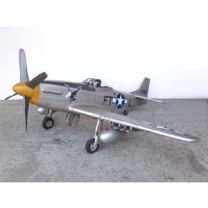 全長3.4m ムスタングP51(アメリカ軍)最速・戦闘機A dream-f