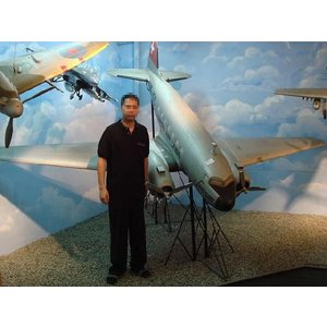 DC−3 輸送機・旅客機(全長4.4m) dream-f