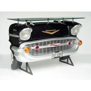 バーテーブル-Chevy-(黒)ライト点灯                  ※この商品は別途送料かかります、ご注文後お知らせいたします dream-f