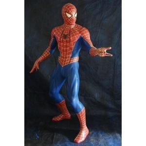 スパイダーマン(スタンディング・クモの糸)B ビッグ 等身大フィギュア ※ 大型商品のため送料別途かかります。ご注文後に金額お知らせ致します dream-f
