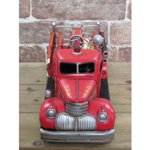 ブリキのおもちゃ 消防車B2|dream-f