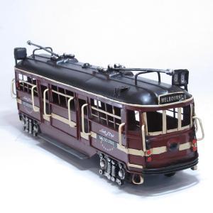ブリキのおもちゃ トラム・路面電車B|dream-f