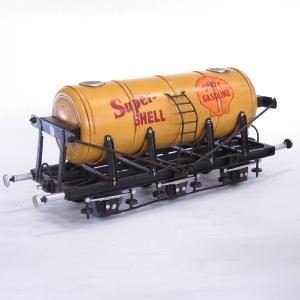ブリキのおもちゃ スーパーシェル(ガソリン運搬列車)|dream-f