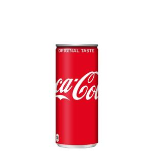 【メーカー直送品】 コカ・コーラ 250ml缶【ケース売り】|dream-japan