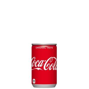 【メーカー直送品】 コカ・コーラ 160ml缶【ケース売り】|dream-japan