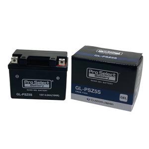 バイク バッテリー GROM MSX125 WAVE DREAM 125 /Pro Select Battery GL-PSZ5S(YTZ5S互換) (ジェルタイプ 液入充電済)【取り寄せ】|dream-japan