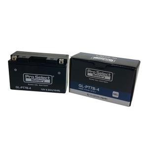 バイク バッテリー シグナスX マジェステ TTR250 レイド /Pro Select Battery GL-PT7B-4(YT7B-BS、GT7B-4 互換)(ジェルタイプ 液入充電済)【取り寄せ】|dream-japan
