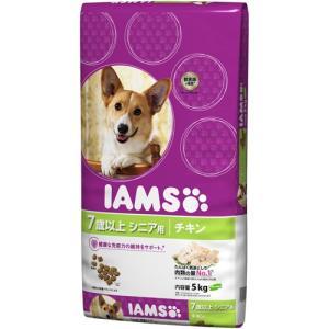 アイムス 高齢犬用 7歳以上用(シニア) チキン 5kg
