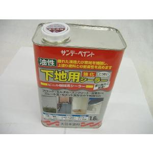 シーラー油性 1.6L 透明