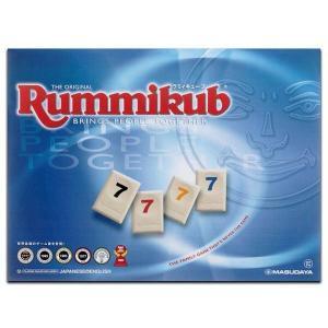 頭脳戦ゲーム Rummikub(ラミィキューブ)...の商品画像