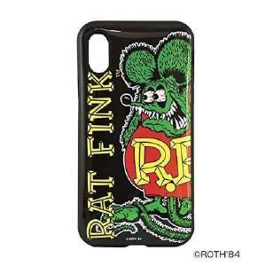 ラットフィンク IIIIfit iPhoneXR対応ケース グリーン RF-20GR ABL|dream-realize