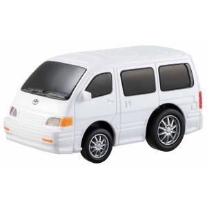 ドライブタウン ハイエース ミニカー プルバックカー 自動車 おもちゃ|dream-realize