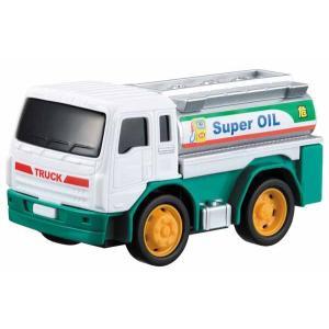 ドライブタウン タンクローリー ミニカー プルバックカー 自動車 おもちゃ|dream-realize