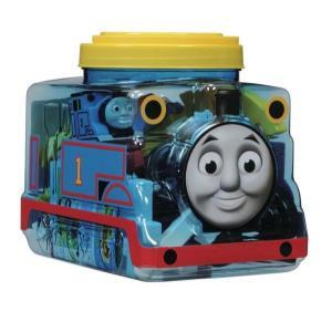 ニューブロック トーマスボトル  トーマスの形のかわいらしいボトルケースが、目をひくデザインです。 ...