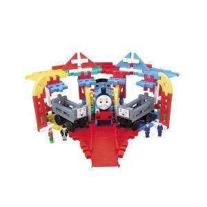 トーマス おもちゃ 玩具 学研 ニューブロック 走るトーマスセット  電動 ブロックセット 機関車トーマス 2歳 3歳 知育玩具 dream-realize 03