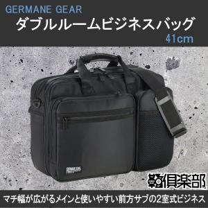 ビジネスバッグ メンズ 50代 40代 30代 20代 おしゃれ PC対応 ブリーフケース メンズ ショルダー41cm GERMANE GEAR 26470|dream-realize