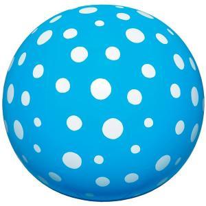 ビーチボール ドットボール ブルー 24cm dream-realize