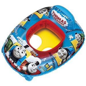 きかんしゃトーマス 足入れボート ベビーボート 浮き輪 浮輪 うきわ ウキワ 取っ手付 機関車トーマス キャラクター 男の子 子供用 子ども用 こども用 dream-realize
