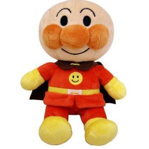 アンパンマン おもちゃ 玩具 ふわりんスマイルぬいぐるみ S plus アンパンマン 1歳半 2歳 3歳 知育玩具|dream-realize