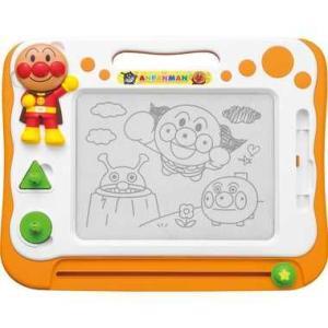 アンパンマン おもちゃ 玩具 天才脳らくがき教室 おえかきボード お絵かきボード 1歳半 2歳 知育...