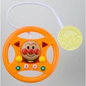 アンパンマン おもちゃ 玩具 どこでもよくばりハンドル 10ヶ月 1歳 知育玩具|dream-realize