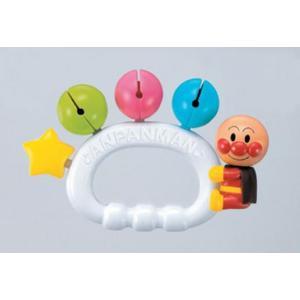 アンパンマン おもちゃ 玩具 ベビーフレンドベル 3ヶ月 6ヶ月 知育玩具|dream-realize
