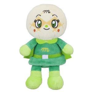 アンパンマン おもちゃ 玩具 ぬいぐるみ プリちぃビーンズ S Plus メロンパンナちゃん 1歳半 2歳 知育玩具|dream-realize