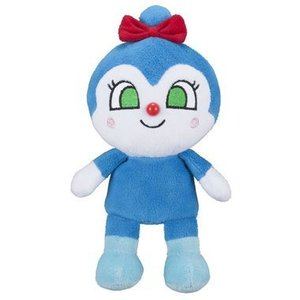 アンパンマン おもちゃ 玩具 ぬいぐるみ プリちぃビーンズ S Plus コキンちゃん 1歳半 2歳 知育玩具|dream-realize