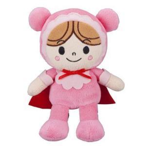 アンパンマン おもちゃ 玩具 ぬいぐるみ プリちぃビーンズ S Plus あかちゃんまん 1歳半 2歳 知育玩具|dream-realize