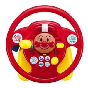 アンパンマン おもちゃ 玩具 よくばりGOGOハンドル 3歳 4歳 知育玩具 運転手