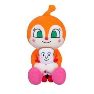 アンパンマン おもちゃ 玩具 すきすきだっこぬいぐるみ ドキンちゃんとしょくぱんまん ぬいぐるみ 1歳半 2歳 知育玩具|dream-realize