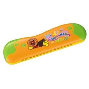 アンパンマン おもちゃ 玩具 うちの子天才 ハーモニカ 楽器 3歳 4歳 知育玩具|dream-realize