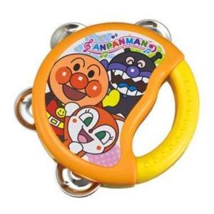 アンパンマン おもちゃ 玩具 うちの子天才 タンバリン 楽器 3歳 4歳 知育玩具|dream-realize
