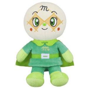 アンパンマン おもちゃ 玩具 ふわりんスマイルぬいぐるみ S plus メロンパンナちゃん 1歳半 2歳 3歳 知育玩具|dream-realize