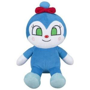 アンパンマン おもちゃ 玩具 ふわりんスマイルぬいぐるみ S plus コキンちゃん 1歳半 2歳 3歳 知育玩具|dream-realize