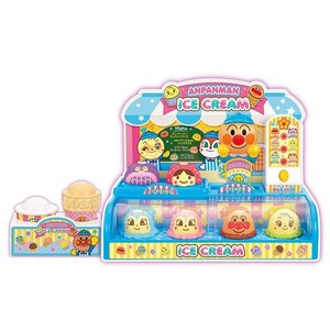 アンパンマン おもちゃ 男の子 女の子 3歳 4歳 のっけてポン アンパンマンのアイスちょうだい お店屋さん ままごと 知育玩具|dream-realize