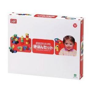 ダイヤブロックソフト☆きほんセット カワダ・河田 おもちゃ/知育玩具|dream-realize