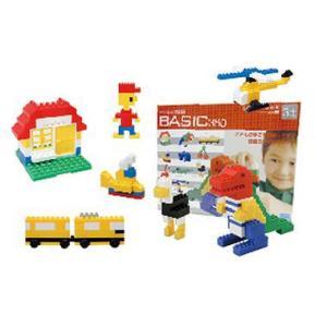 ダイヤブロック 基本セット BASIC350 入門用セット 3歳〜 おもちゃ・知育玩具|dream-realize