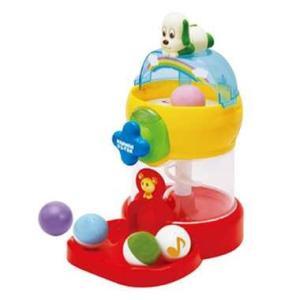 ワンワンとうーたんのおしゃべりガチャころ 楽しいテーマソングやワンワン・うーたんがおしゃべりする おもちゃ 知育玩具 dream-realize