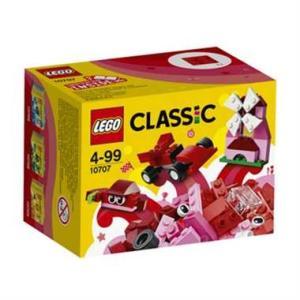 レゴブロック 10707 クラシック アイデアパーツ 赤セット lego レゴ ブロック おもちゃ 知育玩具|dream-realize