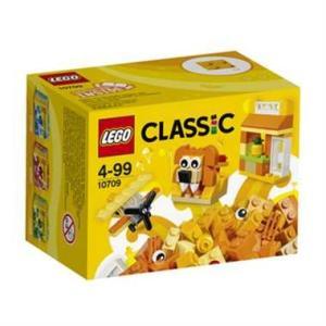 レゴブロック 10709 クラシック アイデアパーツ オレンジセット lego レゴ ブロック おもちゃ 知育玩具|dream-realize