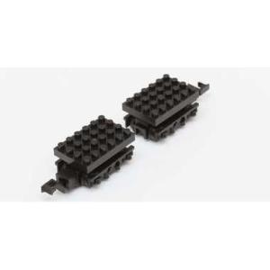 ナノブロック ナノゲージ ナノゲージ用 台車ユニット Nゲージ nanoblock nanoブロック おもちゃ 知育玩具 dream-realize