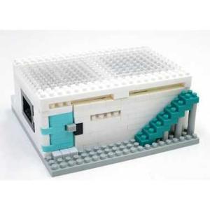 ナノブロック 1LDK nanoblock nanoブロック マメログ mamelog ダイヤブロック おもちゃ 知育玩具 dream-realize