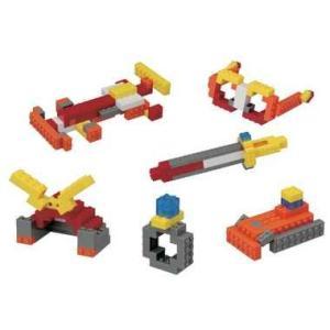 ナノブロックプラス nanoblock+ ベーシックセット ミニ おもちゃ 知育玩具|dream-realize