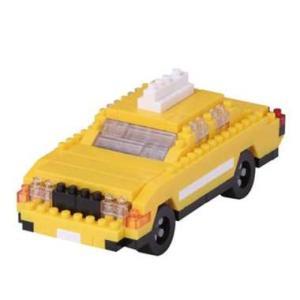 ナノブロック ニューヨークタクシー nanoblock おもちゃ 知育玩具 dream-realize