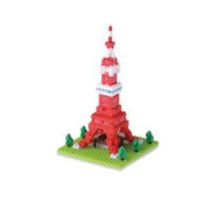 ナノブロック 東京タワー nanoblock おもちゃ 知育玩具 dream-realize